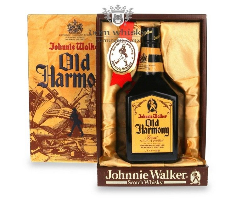 Johnnie Walker Old Harmony (Japanese Market)/ 43% / 0,75l