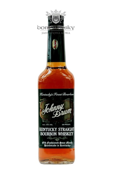 Johnny Drum 4 letni Green label / 40% / 0,7l