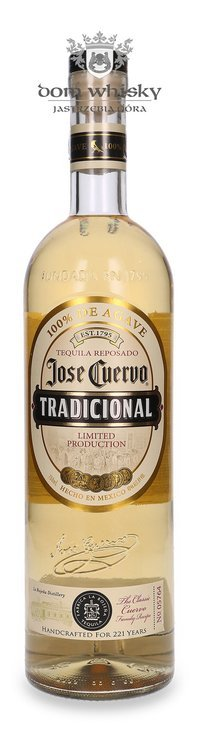 Jose Cuervo Traditional 100% Agave (American Market) / 40% / 0,75l