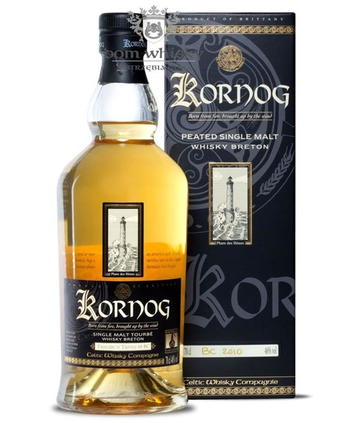 Kornog Single Malt (Francja) / 46% / 0,7l