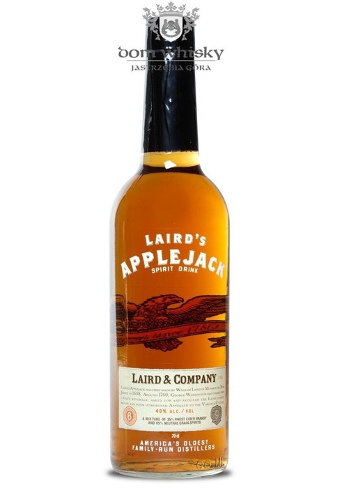 Laird's Applejack Spirit Drink (USA) / 40% / 0,7l