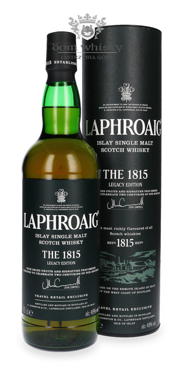 Laphroaig The 1815 Legacy Edition /48%/ 0,7l