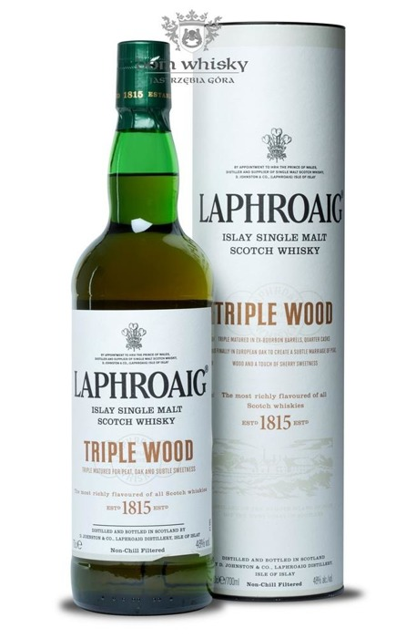 Laphroaig Triple Wood / 48% / 0,7l