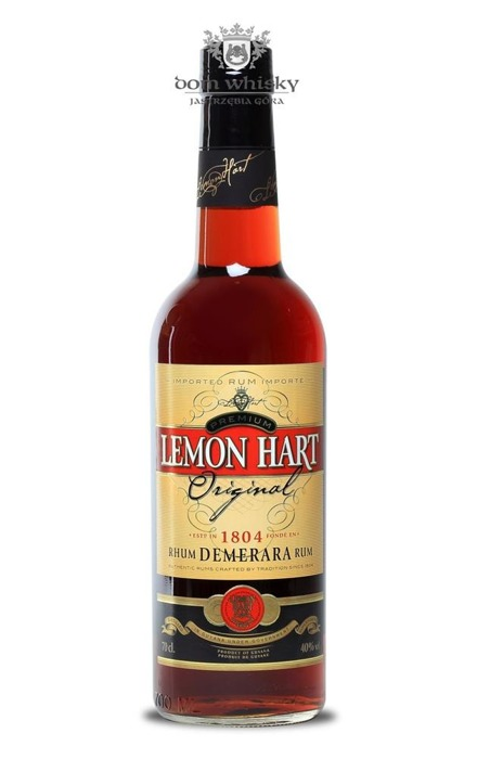 Lemon Hart Original / 40% / 0,7l
