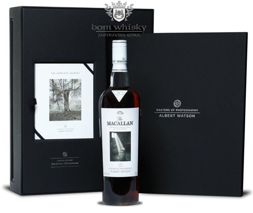 Macallan 20-letni Masters of Photography, Albert Watson /43%/0,7
