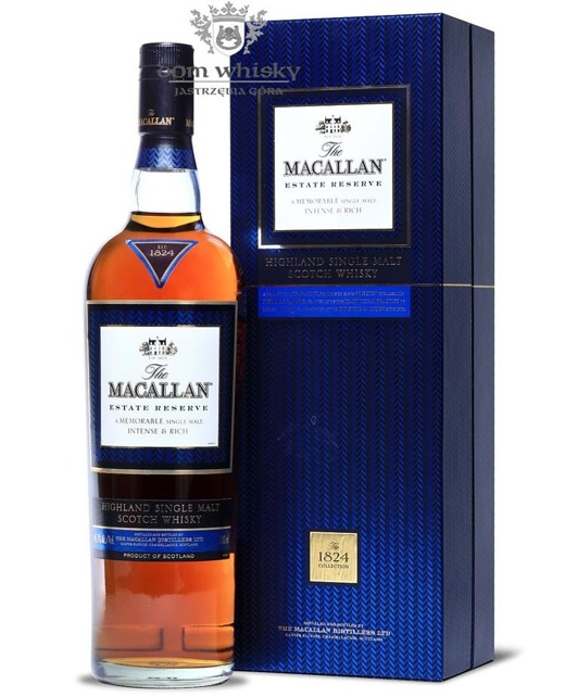 Macallan Estate Reserve (1824 Collection) /45,7%/0,7l