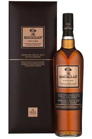 Macallan Oscuro (1824 Collection) /46,5%/0,7l