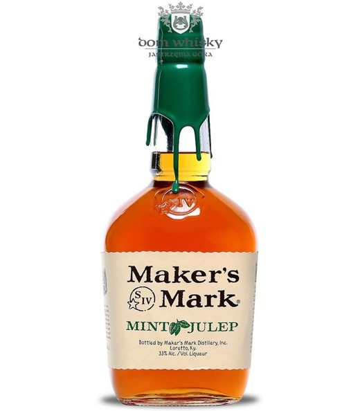 Makers Mark Mint Julep / 33% / 1,0l