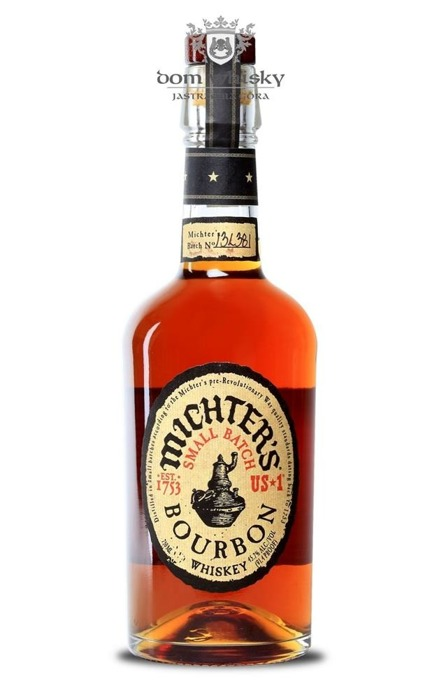Michter's Bourbon Whiskey Small Batch / 45,7% / 0,75l