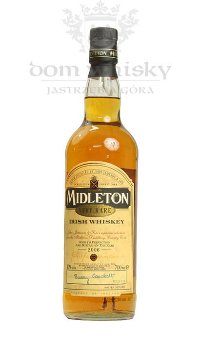 Midleton Very Rare, 2010 Release / 40%/ 0,7l