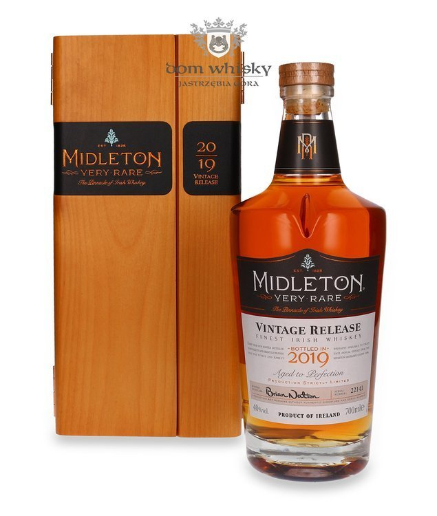 Midleton Very Rare, 2019 Release / 40% / 0,7l