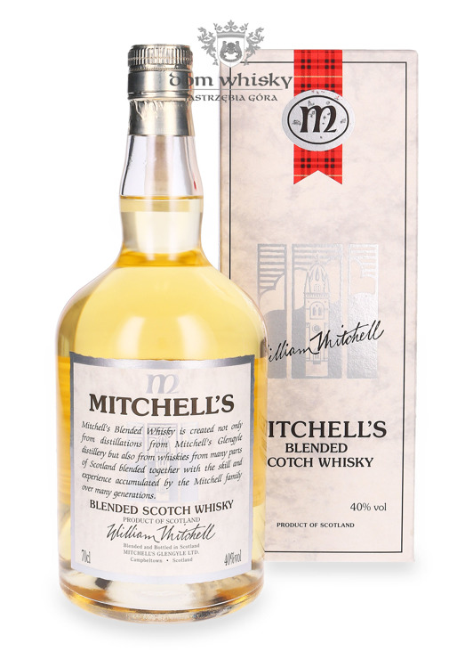 Mitchell's Blended Scotch Whisky /40%/0,7l