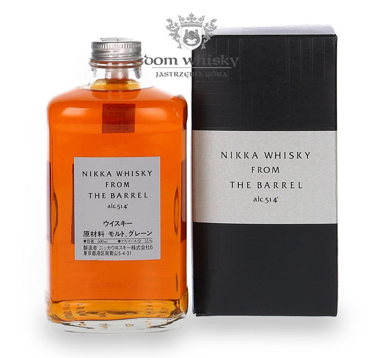 Nikka From The Barrel / 51,4% / 0,5l
