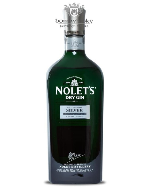 Nolet's Dry Gin Silver / 47,6% / 0,7l