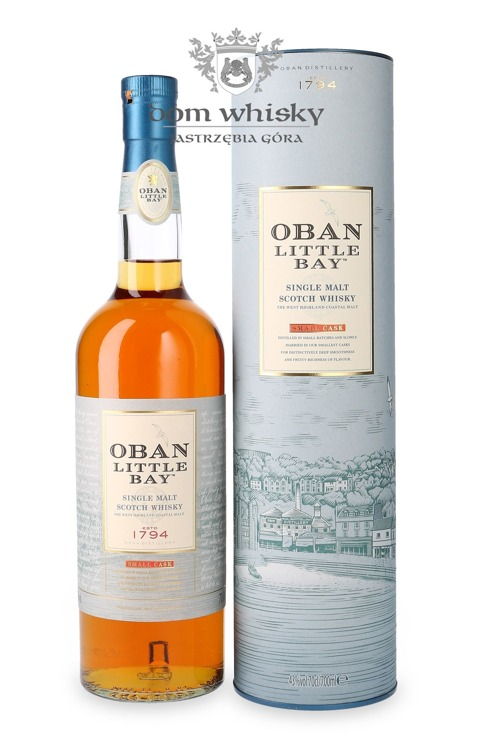 Oban Little Bay / 43% / 0,7l