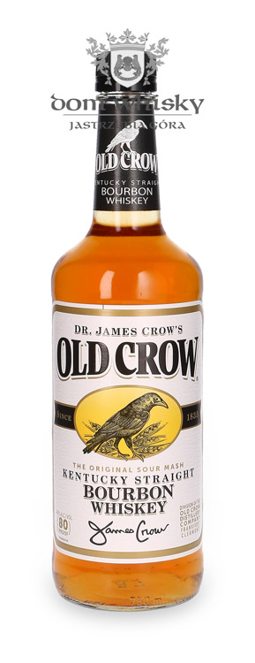 Old Crow Kentucky Bourbon / 40% / 0,75l