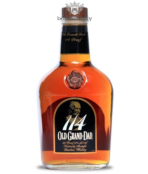 Old Grand-Dad 114 Proof/ 57%/ 0,75l