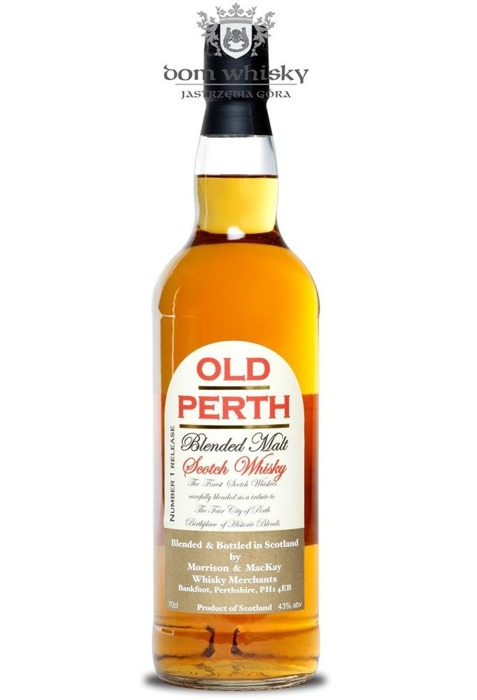 Old Perth Blended Malt / 43% / 0,7l
