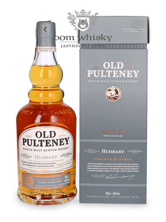 Old Pulteney Huddart / 46% / 0,7l