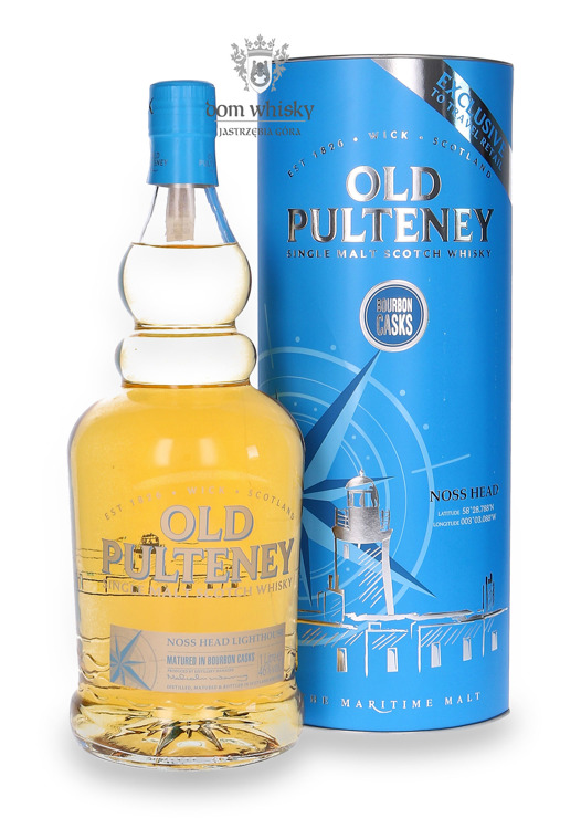 Old Pulteney Noss Head Lighthouse / 46%/ 1,0l