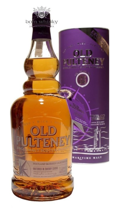Old Pulteney Pentland Sherry Cask / 46% / 1,0l