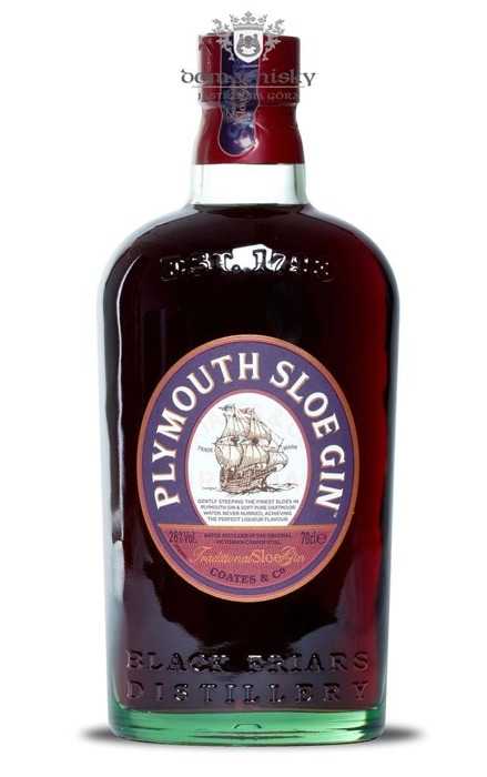 Plymouth Sloe London Gin / 26% / 0,7l