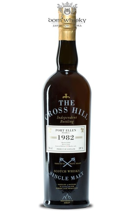 Port Ellen 1982 (Bottled 2010) Jack Wiebers The Cross Hill / 59%/ 0,7l