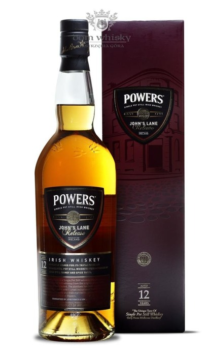 Powers 12 letni Johns Lane / 46% / 0,7l