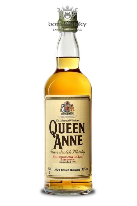 Queen Anne Blended Scotch Whisky / 40% / 0,7l