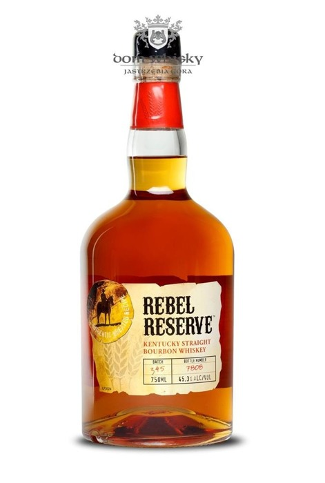 Rebel Yell Reserve / 45,3% / 0,75l