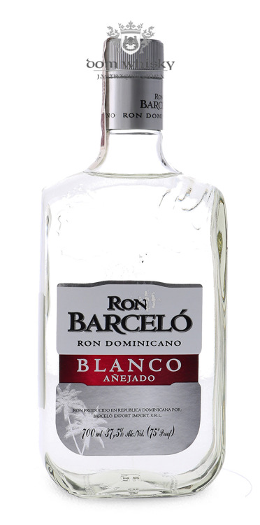 Ron Barcelo Blanco Anejado Ron Dominicano / 37,5% / 0,7l