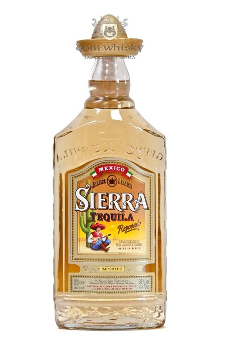 Sierra Gold Reposado / 38% / 0,7l