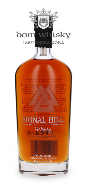 Signal Hill Canadian Whisky / 40% / 0,7l