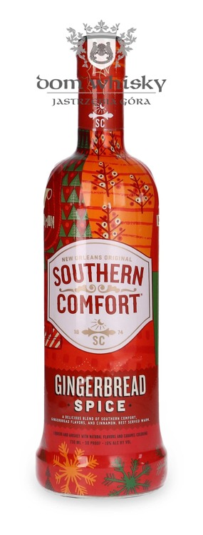 Southern Comfort Gingerbread Spice / 15% / 0,75l