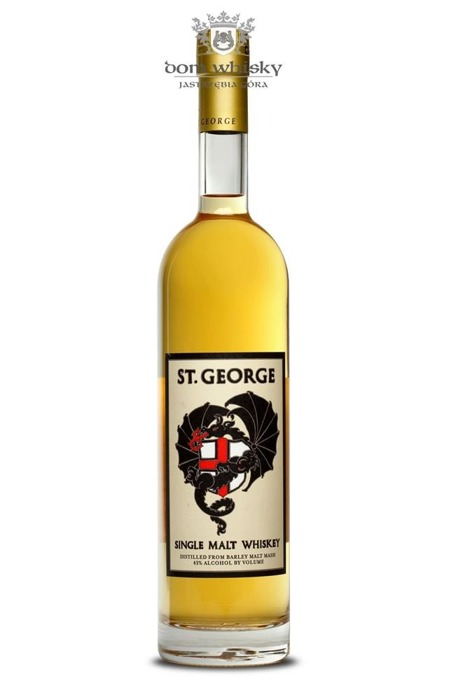St. George Single Malt / 43% / 0,75l