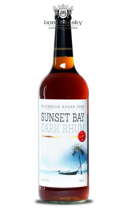 Sunset Bay Dark Rum / 37,5% / 1,0l