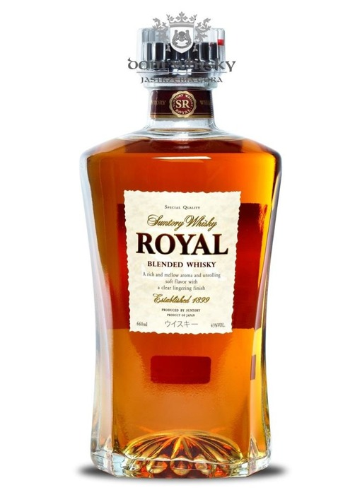 Suntory Royal Blended / 43% / 0,66l