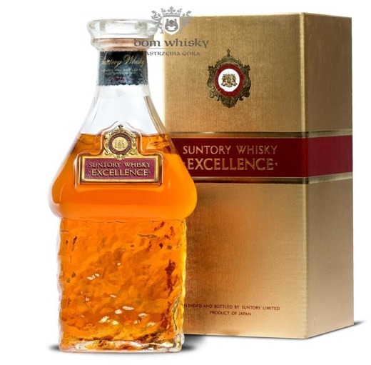 Suntory Whisky Excellence Decanter / 43% / 0,75l