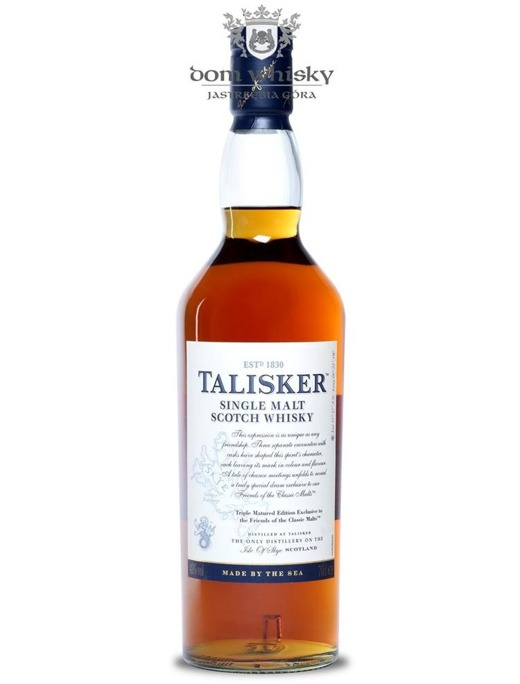Talisker Friends of the Classic Malts (Triple Matured) / 48% / 0,7l