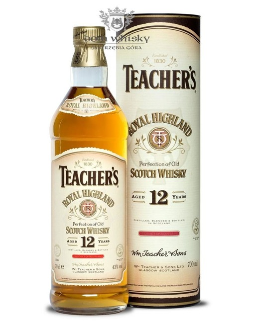 Teachers 12 letni Review / 43% / 0,7l