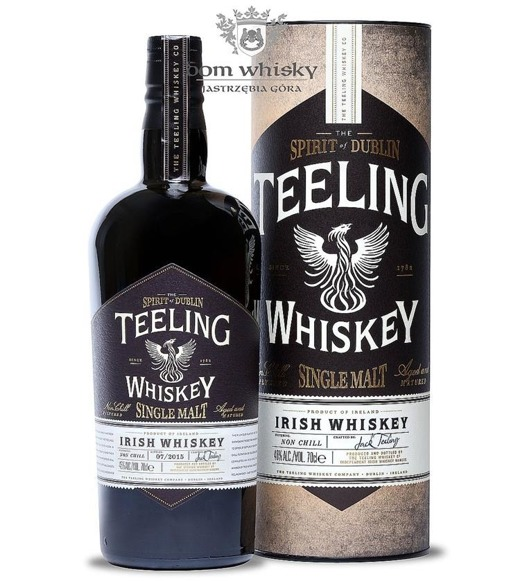 Teeling Single Malt (Bottled 2016) / 46%/ 0,7l
