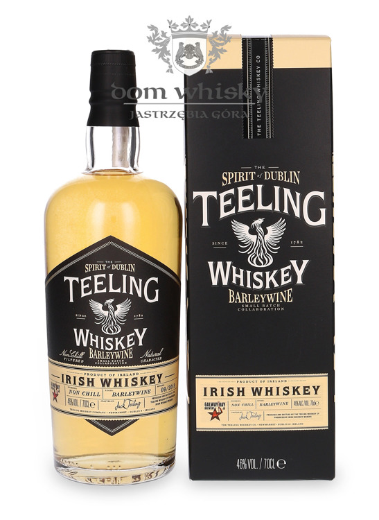 Teeling Small Batch Barleywine Finish (2018 Release) / 46%/ 0,7l