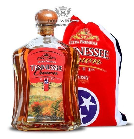 Tennessee Crown Canadian Whisky / 40% / 0,75l