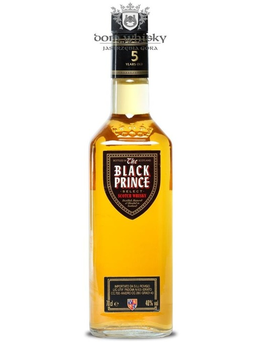 The Black Prince Blended Scotch Whisky / 40% / 0,7l