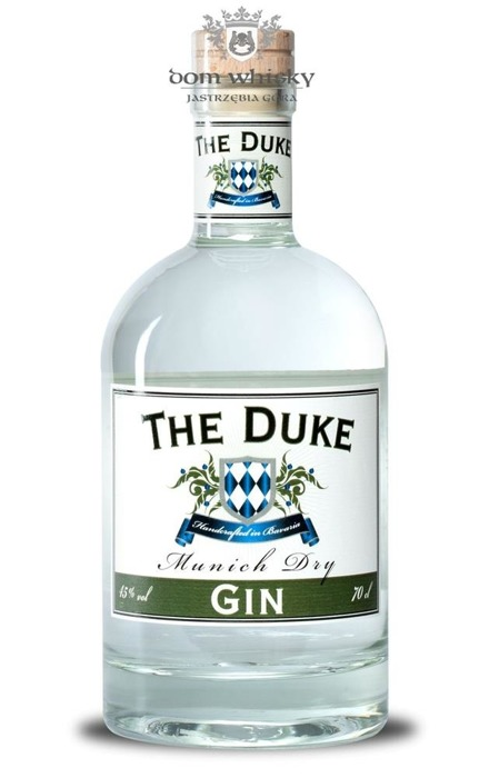 The Duke Monich Dry Gin / 45% / 0,7l