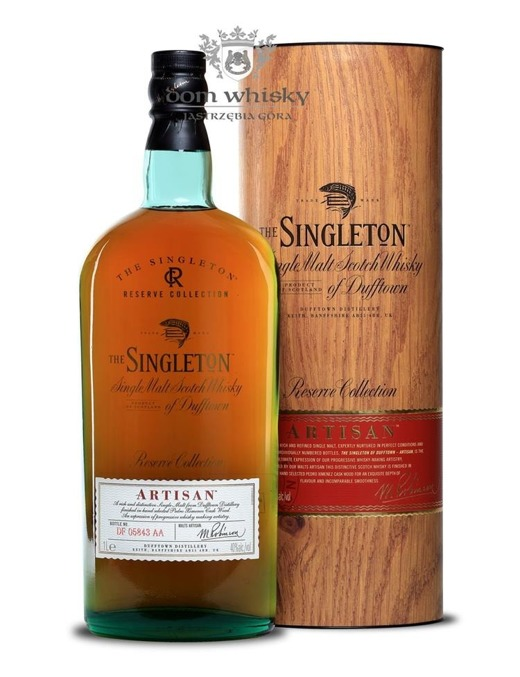 The Singleton of Dufftown Artisan / 40% / 1,0l