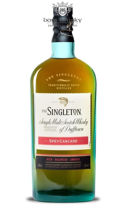 The Singleton of Dufftown Spey Cascade / 40% / 0,7l
