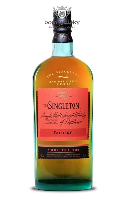 The Singleton of Dufftown Tailfire / 40% / 0,7l