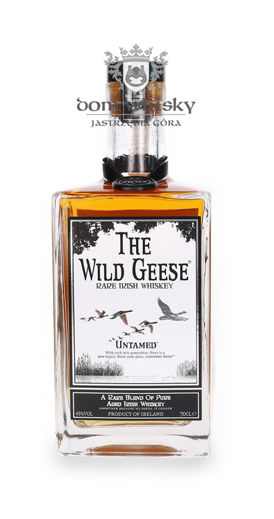 The Wild Geese Rare Silver Edition / 43% / 0,7l