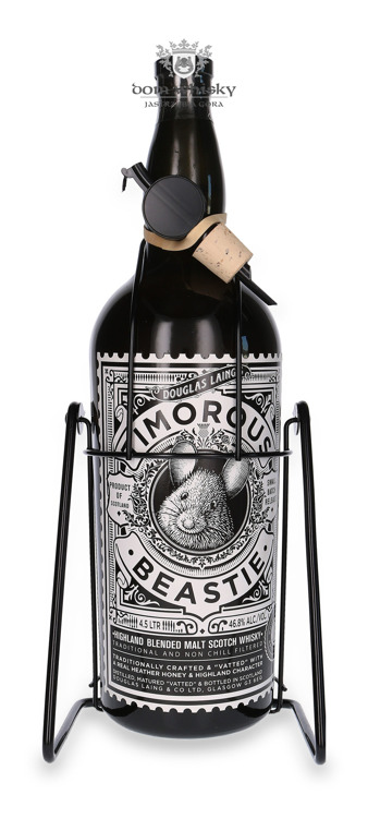 Timorous Beastie Blended Malt (With a Cradle) /46,8%/ 4,5l